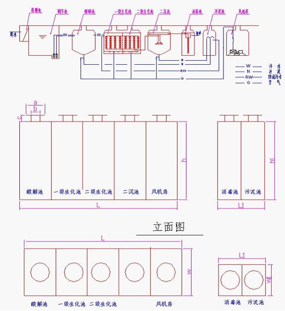 5x15米建房图纸